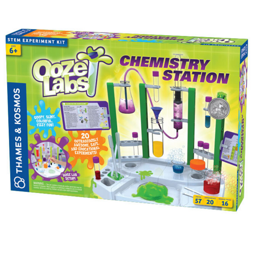 Ooze Lab Chemistry