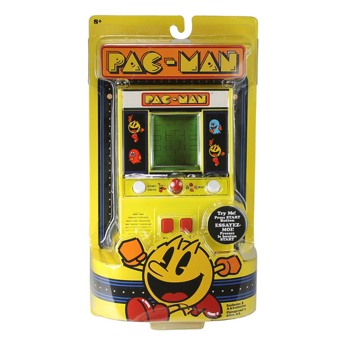 Pac-Man Retro Mini Arcade Game
