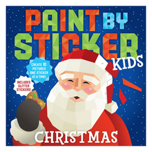 Load image into Gallery viewer, Paint by Sticker Kids: Christmas