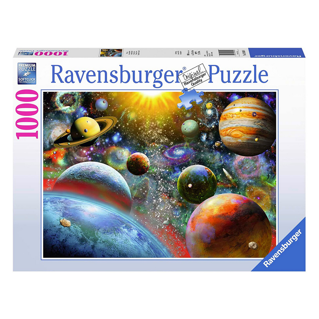 Planetary Vision 1000-Piece Puzzle
