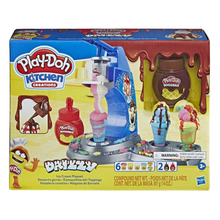Load image into Gallery viewer, Play-Doh Drizzy Ice Cream Playset