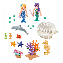 Load image into Gallery viewer, Playmobil Magical Mermaids Carry Case