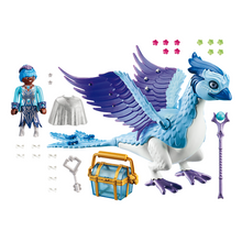 Load image into Gallery viewer, Playmobil Winter Phoenix