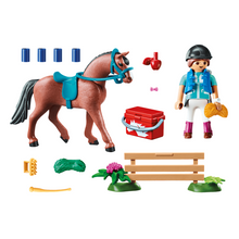 Load image into Gallery viewer, Playmobil Horse Farm Gift Set