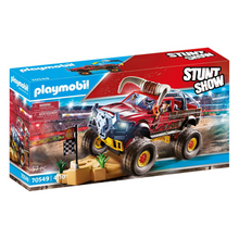 Load image into Gallery viewer, Playmobil Stunt Show Bull Monster Truck