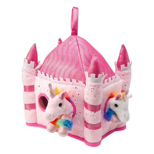 Plush Unicorn Play Set