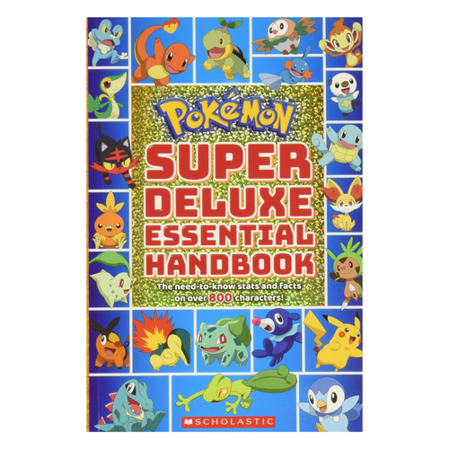 Pokemon Super Deluxe Handbook