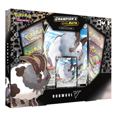 Pokemon Champion's Path Collection - Dubwool V