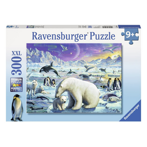Polar Animals 300-Piece Puzzle