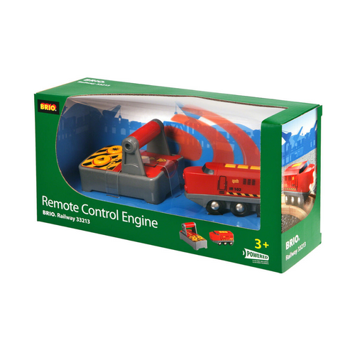 BRIO Remote Control Train Engine