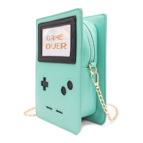 Retro 8-Bit Gamer Handbag