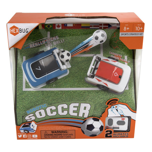 Robotic Soccer Dual Pack