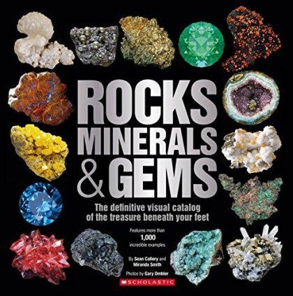 Rocks Minerals & Gems