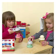 Load image into Gallery viewer, Kids playing with ice cream set