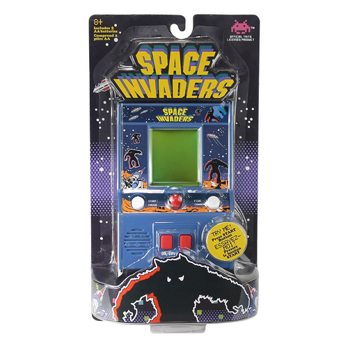 Space Invaders Retro Mini Arcade Game