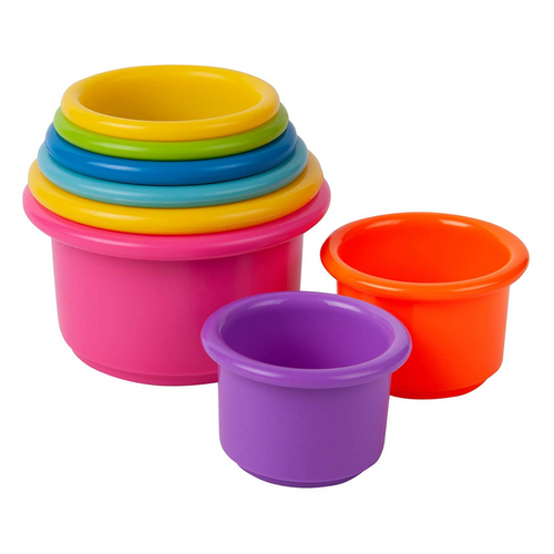Stack & Count Cups