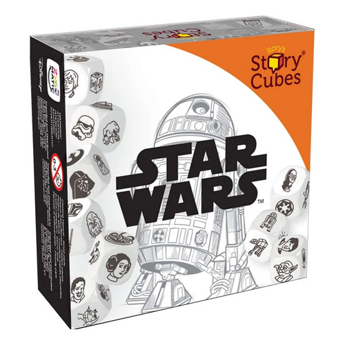 Star Wars Story Cubes