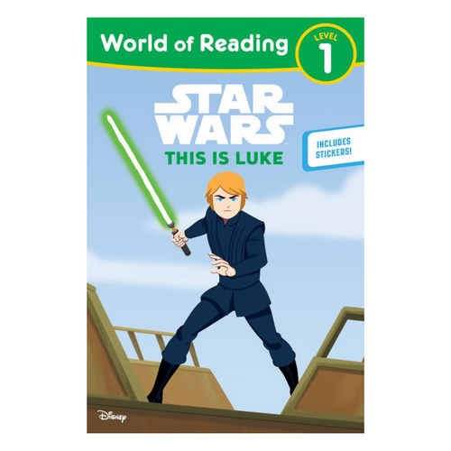 Star Wars: World of Reading - This is Luke