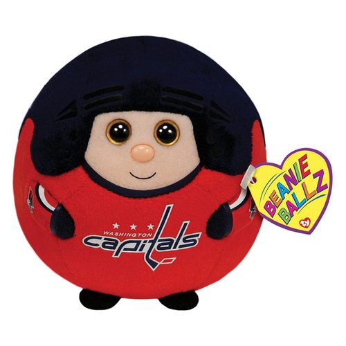 Beanie Ballz Washington Capitals