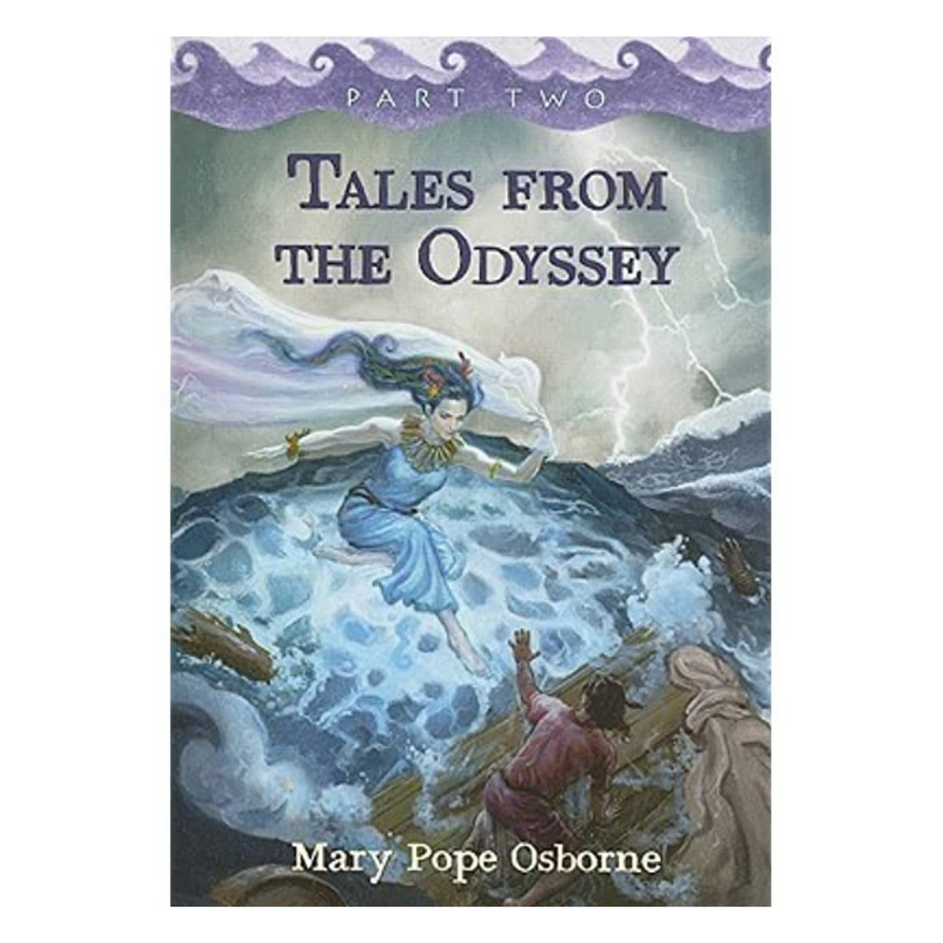 Tales from the Odyssey Part 2