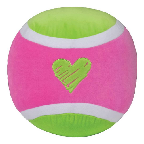 Tennis Ball Fleece Pillow