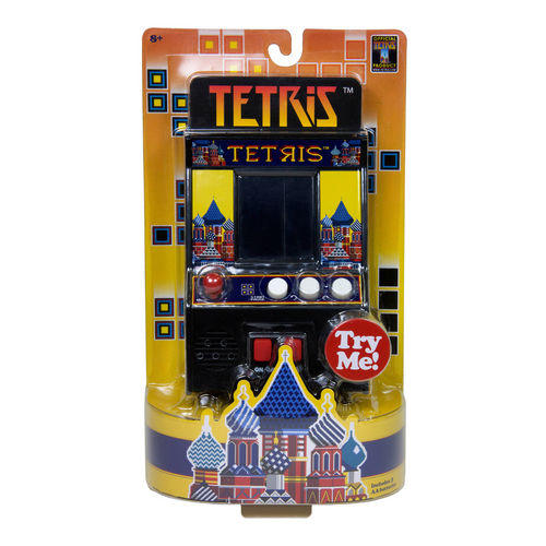 Tetris Retro Mini Arcade Game