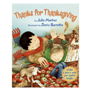 Thanks for Thanksgiving (Paperback)