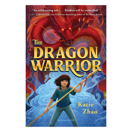 The Dragon Warrior (Paperback)