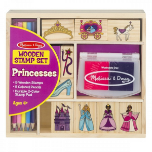 Themed Stamp Set Princesses