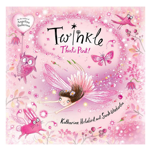 Twinkle Thinks Pink!