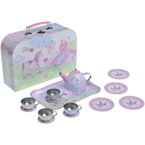 Unicorn Tea Party Set