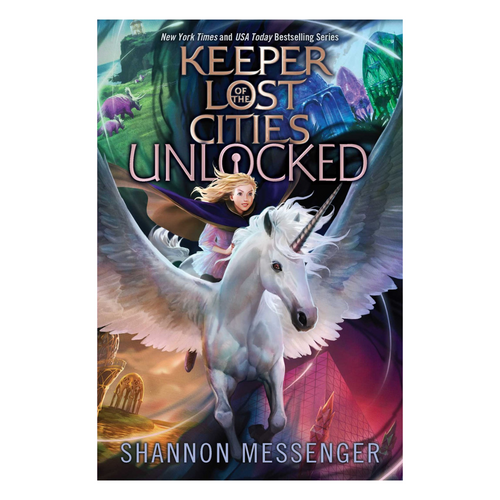 Keeper of the Lost Cities: Unlocked Book 8.5