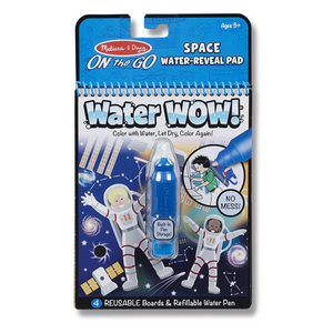 Water Wow Activity Book