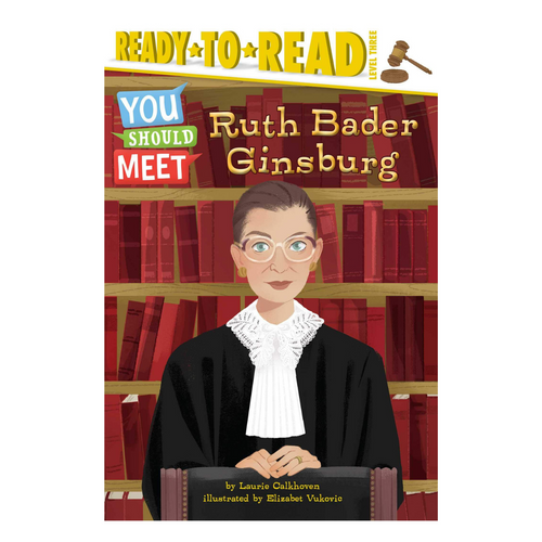 You Should Meet Ruth Bader Ginsburg