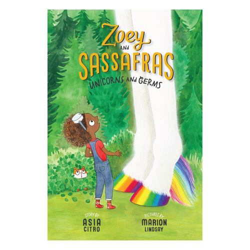 Zoey & Sassafras: Unicorns & Germs