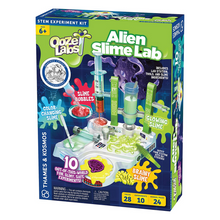 Load image into Gallery viewer, Alien Slime Lab