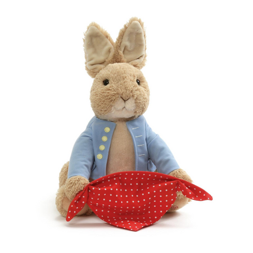 Animated Peek-A-Boo Peter Rabbit