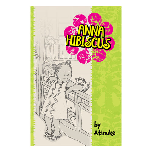 Anna Hibiscus by Atinuke book cover