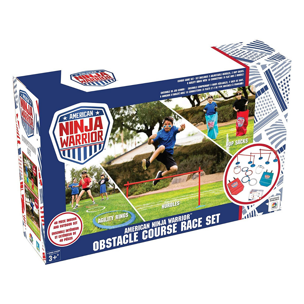 American Ninja Warrior - Competition Set