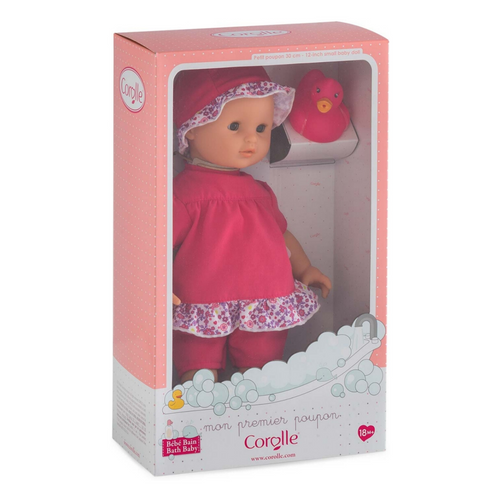 Baby Bath Doll - Coralie