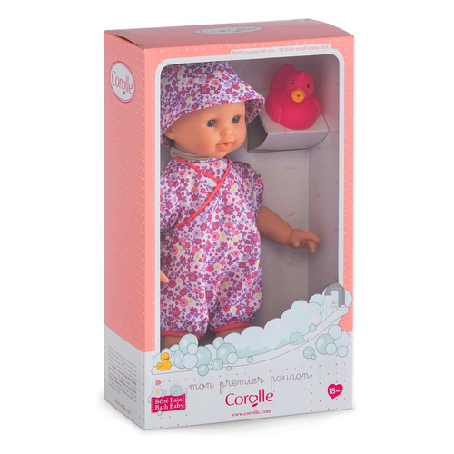 Baby Bath Doll - Floral Bloom
