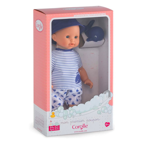 Baby Bath Doll - Marin
