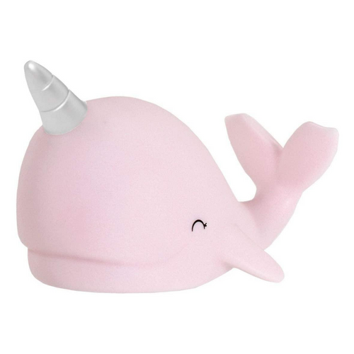 Baby Narwhal Night Light