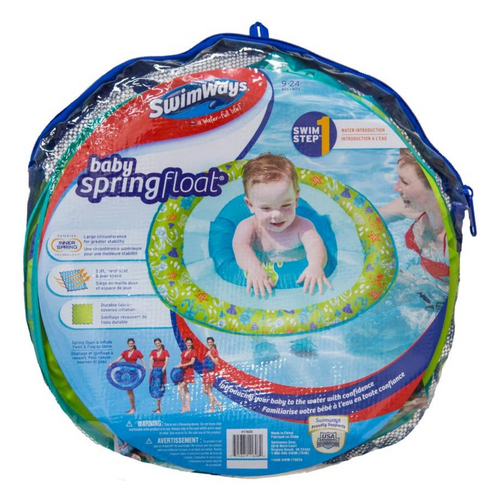 Baby Spring Float