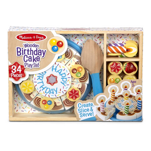 Birthday Cake Play Set