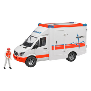 Ambulance with Driver
