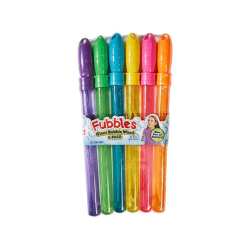 Bubble Wand 6 Pack