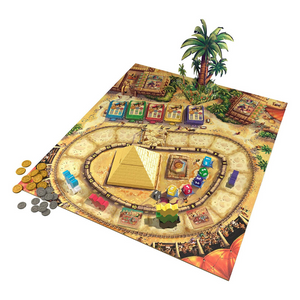 Camel Up game board