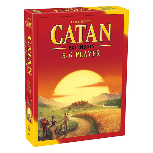Catan 5-6 Player Expansion