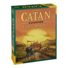 Load image into Gallery viewer, Catan Cities & Knights Expansion